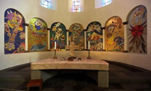 Zdjęcie DANIA / Ribe / Katedra Najświętszej Maryi Panny / Ołtarz
