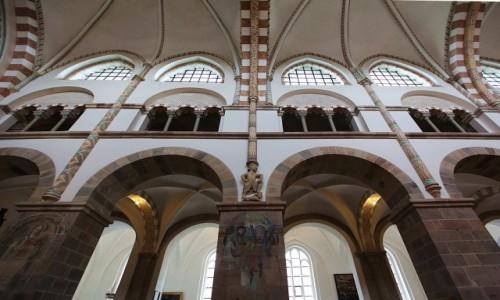 Zdjęcie DANIA / Ribe / Katedra Najświętszej Maryi Panny / Nawa główna, detale