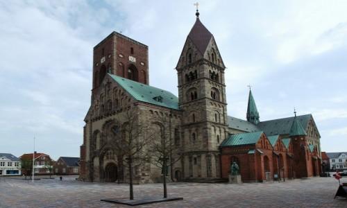 Zdjecie DANIA / Południowo-zachodnia Jutlandia / Ribe / Katedra Najświętszej Maryi Panny