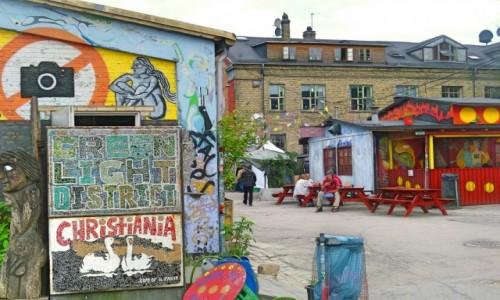 Zdjęcie DANIA / Kopenhaga / Kopenhaga / Dobrego miejsca nie musimy szukać za morzami