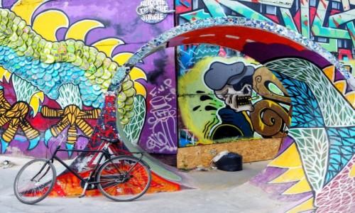 Zdjęcie DANIA / Kopenhaga / Christiania / Street art