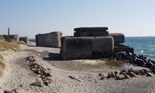 Zdjęcie DANIA / Północna Jutlandia - wschodnie wybrzeże / Skagen / Bunkry