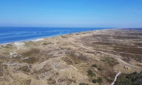 Zdjecie DANIA / Środkowa Jutlandia  / Widok z Latarni Morskiej  Lyngvig / Na Zachodnim Wybrzeżu
