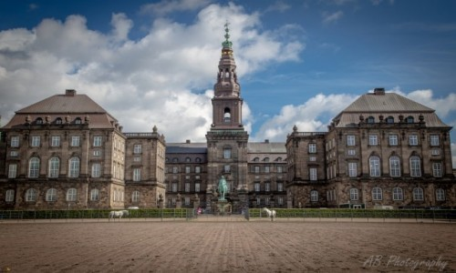 Zdjecie DANIA / Zelandia / Kopenhaga / Christiansborg