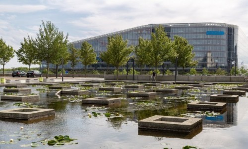 DANIA / Zelandia / Kopenhaga / Nowoczesna architektura Arena Park