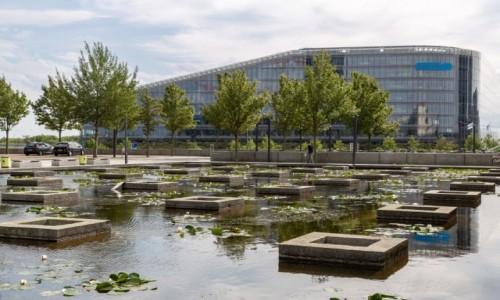 Zdjęcie DANIA / Zelandia / Kopenhaga / Nowoczesna architektura Arena Park