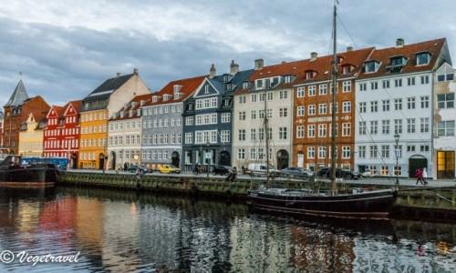 Zdjecie DANIA / Kopenhaga / Nyhavn / Nyhavn - Kopenhaga