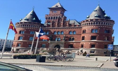 Zdjecie DANIA / Dania / Helsingborg / Ratusz w Helsingborg
