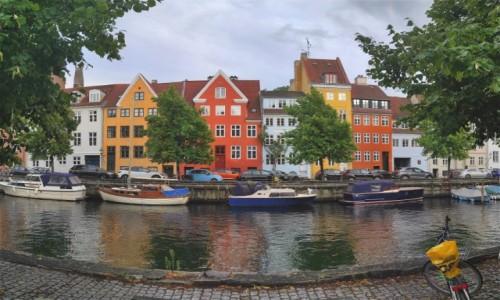 Zdjecie DANIA / Zelandia / Kopenhaga / Christianshavn w Kopenhadze