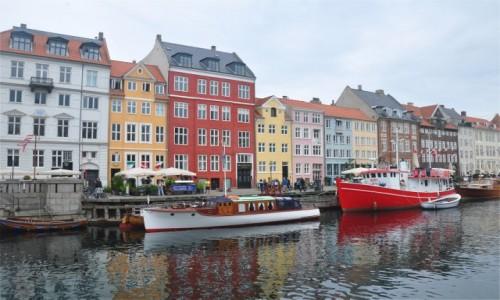 Zdjecie DANIA / Zelandia / Kopenhaga / Nyhavn w Kopenhadze