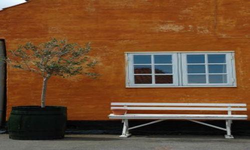 Zdjecie DANIA / Bornholm / Svaneke / ławka