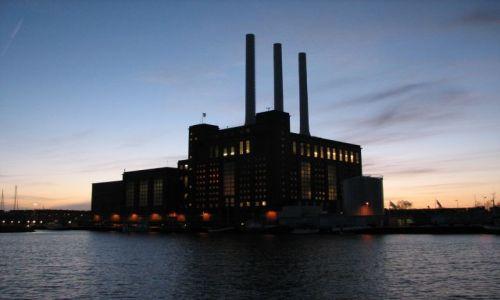 Zdjęcie DANIA / Zelandia / Kopenhaga / Elektrownia