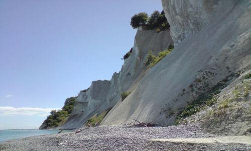 Zdjęcie DANIA / brak / Wyspa Mons / Plaża przy Klifach Mons