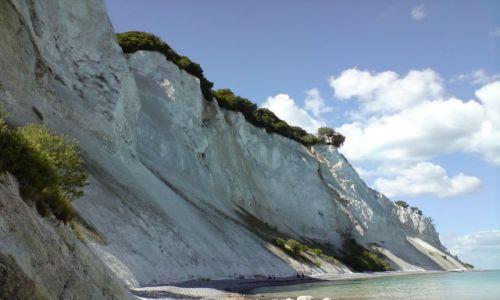 Zdjęcie DANIA / brak / Wyspa Mons / Plaża na wyspie Mons