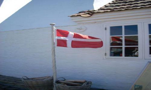 DANIA / Bornholm / Nexo / Bornholm. Flaga.