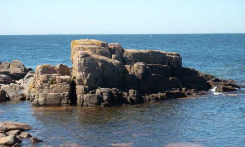 DANIA / Bornholm / Sandving / Bornholm. Bez ziarenka piasku.