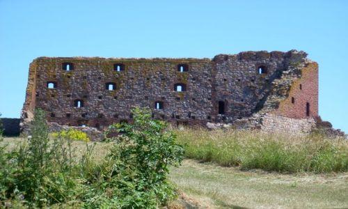 Zdjęcie DANIA / Bornholm. / Vang / Bornholm. Ruiny.