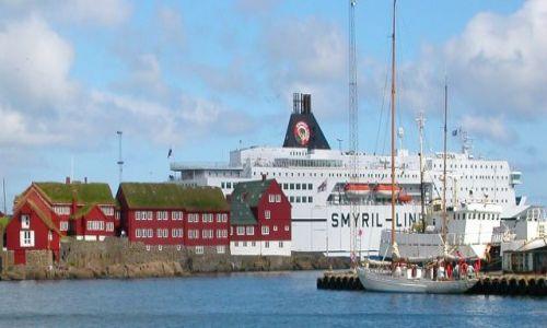 Zdjecie DANIA / Wyspy Owcze / Torshavn / Najwyższa chału