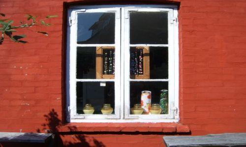 Zdjecie DANIA / brak / Bornholm  / Bornholmskie okienko