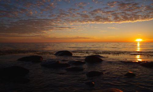 DANIA / Bornholm / okolice Hassle / Bornholmski raj nad Bałtykiem.