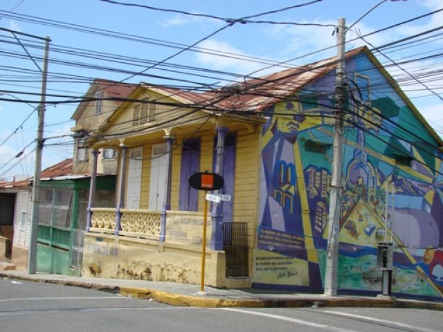 Zdjęcia: Santiago, domek, DOMINIKANA