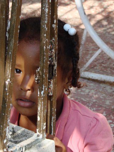 Zdjęcia: Santo Domingo, dziewcze male, DOMINIKANA
