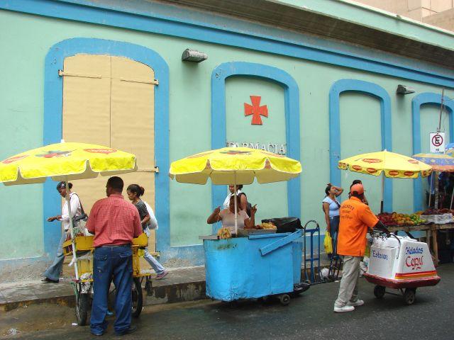 Zdjęcia: Santiago, stragany, DOMINIKANA