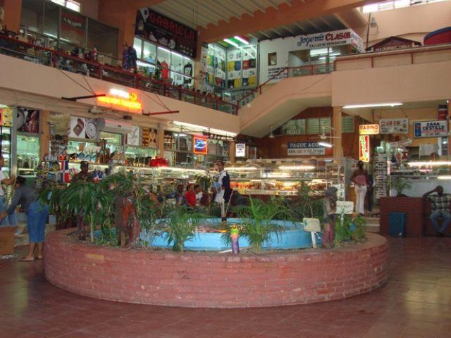 Zdjęcia: Santiago, mercado de turista, DOMINIKANA