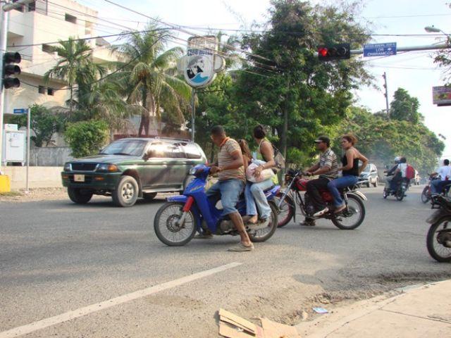 Zdjęcia: Sossua, Sossua mototaxi, DOMINIKANA
