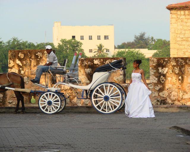 Zdjęcia: Santo Domingo, Panna Młoda, DOMINIKANA