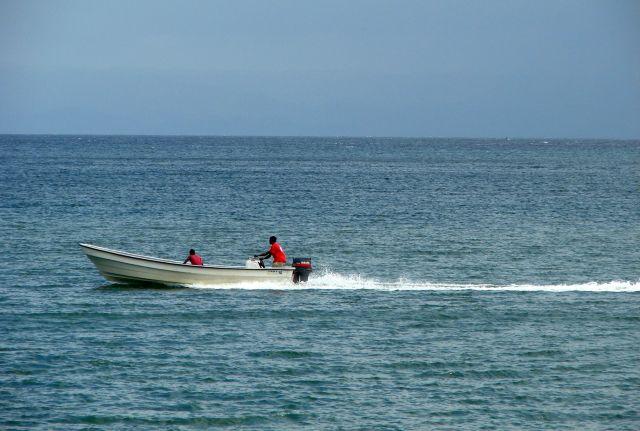 Zdjęcia: Samana, Łodzią na ryby, DOMINIKANA