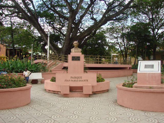 Zdjęcia: Jarabacoa , Park Duearte , DOMINIKANA