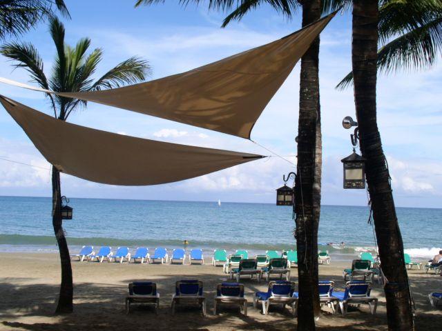 Zdjęcia: CABARETE, grudniowa plaża, DOMINIKANA