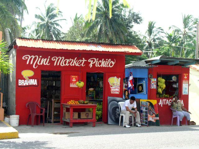 Zdjęcia: CABARETE, market, DOMINIKANA