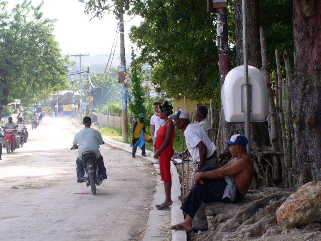 """Zdjęcia: CABARETE, """"dzielnica"""", DOMINIKANA"""