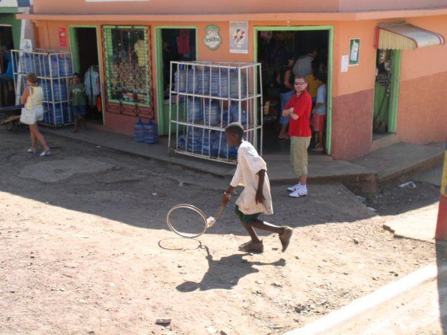 Zdjęcia: gdzieś na Dominikanie, zabawa, DOMINIKANA