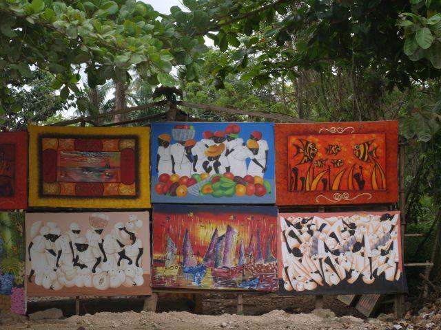 Zdjęcia: Dominikana, Renesans sztuki naiwnej, DOMINIKANA