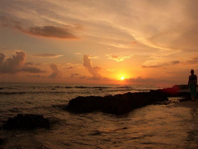 Zdjęcia: Bayahibe, Bayahibe, Zachód słońca, DOMINIKANA