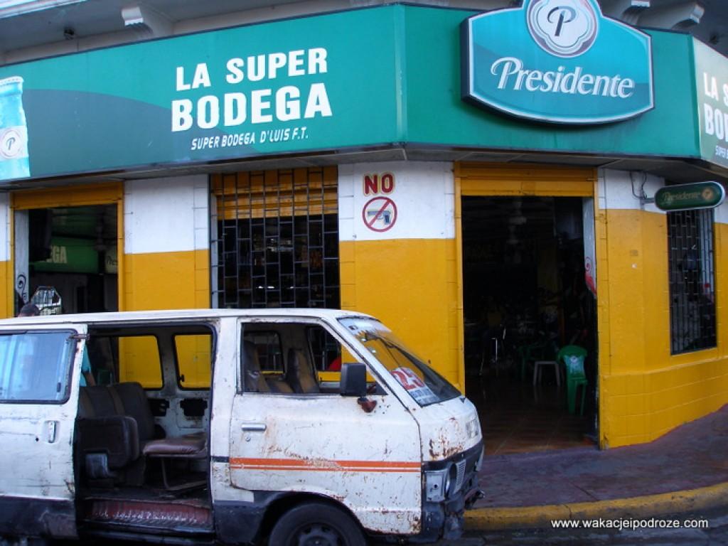 Zdjęcia: Santo Domingo, Pistolet zostaw w domu, DOMINIKANA
