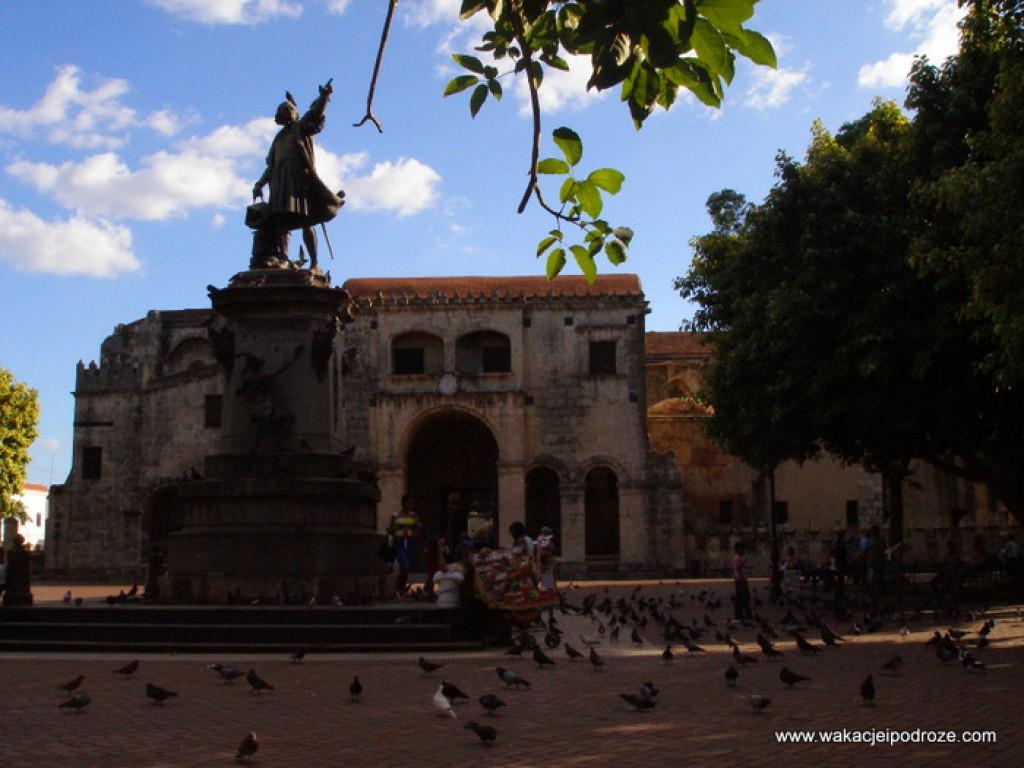 Zdjęcia: Główna, turystyczna dzielnica Santo Domingo, Santo Domingo, Zona Colonial, DOMINIKANA