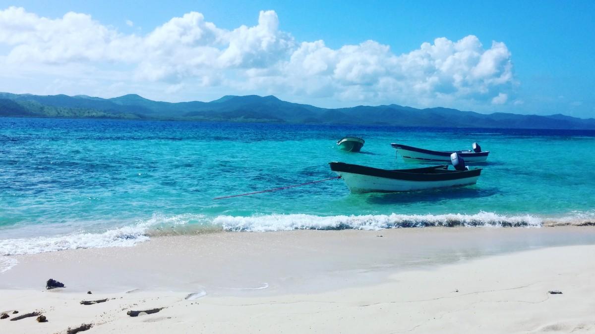 Zdjęcia: Cayo Paraiso, Wielkie Antyle, Rajska wyspa , DOMINIKANA