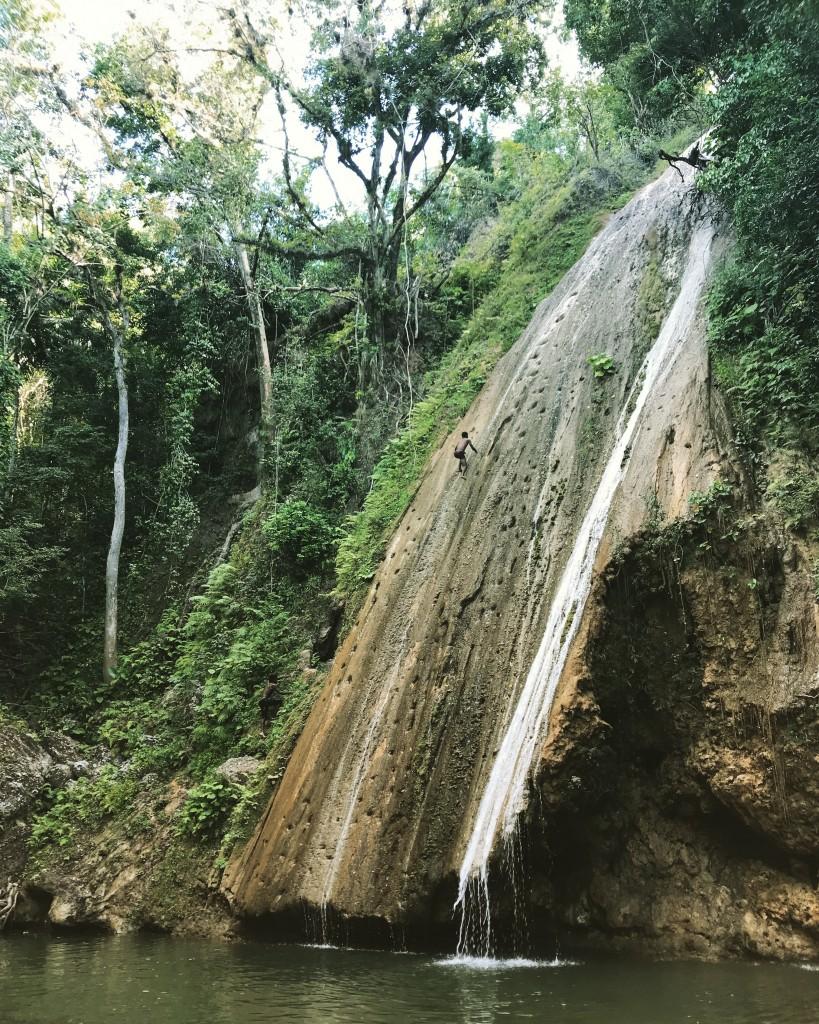Zdjęcia: Półwysep Samana , Półwysep Samana , Wodospad cocos , DOMINIKANA