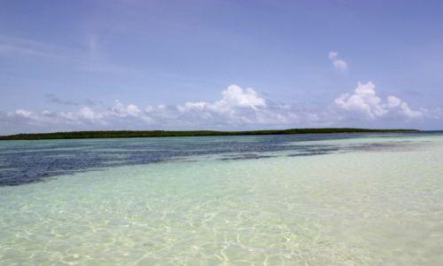 Zdjecie DOMINIKANA / Morze Karaibskie / Morze Karaibskie / Banco de Arena (Sandbank) - Morze Karaibskie