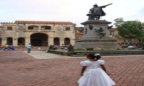 Zdjecie DOMINIKANA / brak / Santo Domingo / Kolumb Zona Colonial