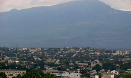 Zdjecie DOMINIKANA / brak / Snatiago / widok na Santiago z El Moniumento