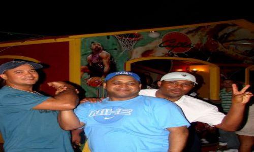 Zdjęcie DOMINIKANA / brak / Santiago / kibice- mecz koszykowki