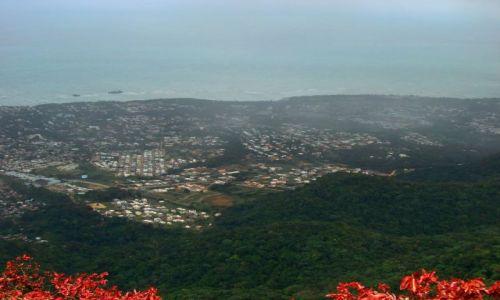 DOMINIKANA / brak / Puerto Plata / widok z góry Isabel