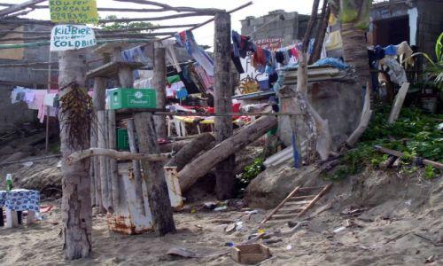 Zdjecie DOMINIKANA / brak / gdzieś na Dominikanie / dom na plaży