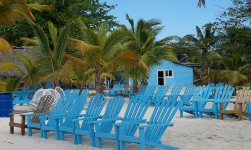 Zdjęcie DOMINIKANA / płd - wsch Dominikany / Wyspa Saona / Isla Saona