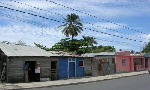 Zdjęcie DOMINIKANA / Republica Dominicana / San Pedro / Dominicana Street